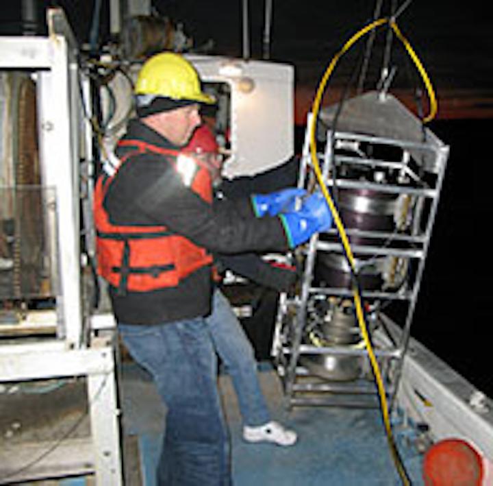 Vision system celebrates six weeks underwater
