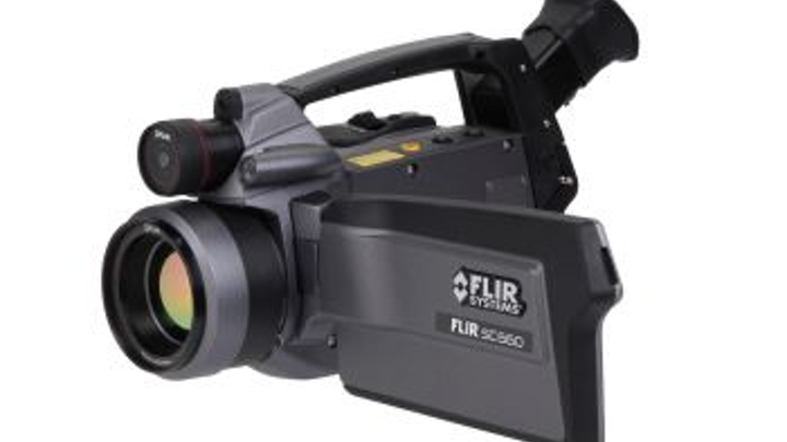 FLIR Advanced Thermal Solutions SC660 infrared (IR) camera