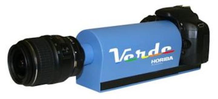 HORIBA Scientific Verde hyperspectral camera