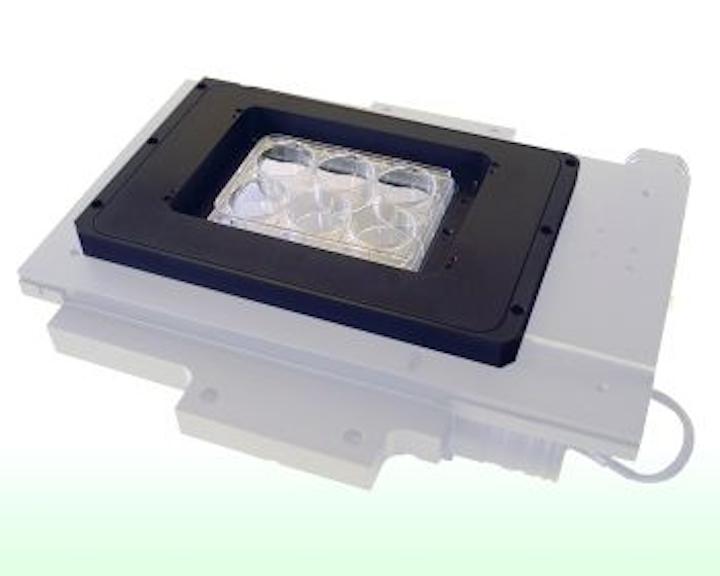 Prior Scientific NZ400 NanoScan piezo stage system