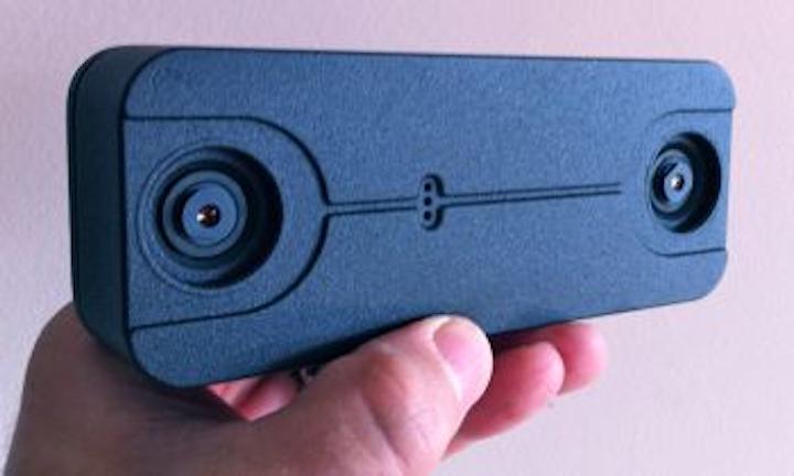 QuantumVision Hammerhead 3-D machine-vision system