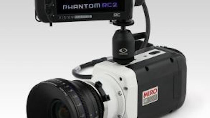 Vision Research Phantom M320S camera