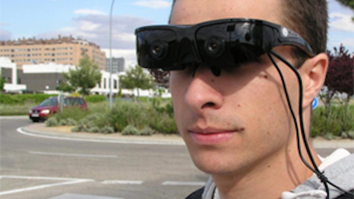 Vision system comes to the aid of the visually impaired