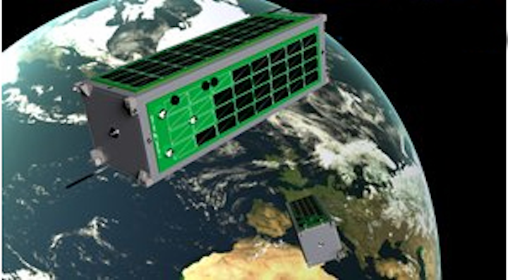 Satellites dock with Microsoft's Kinect