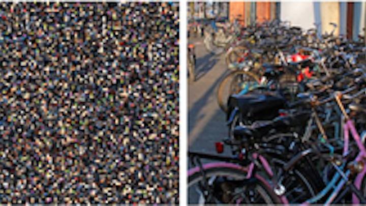 Algorithm solves jigsaw puzzles