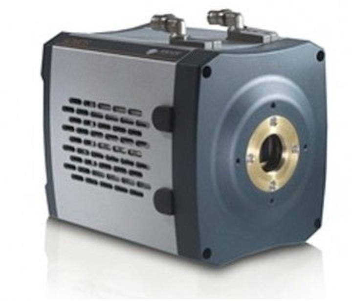 Andor's upgraded Neo sCMOS camera has 30,000:1 dynamic range