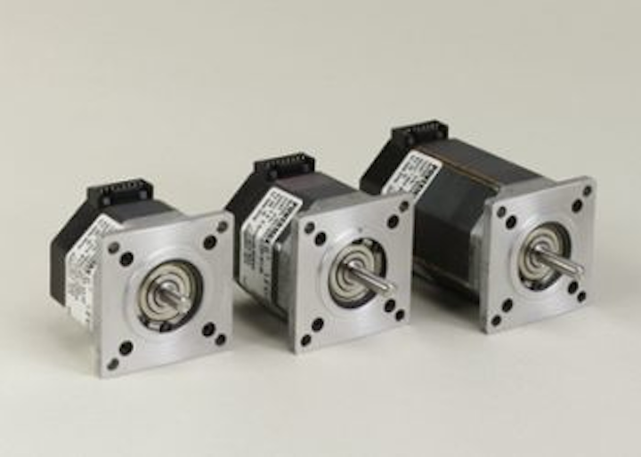 Kollmorgen stepper motors integrate into UL-certified equipment