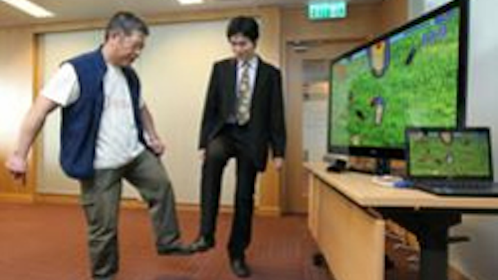 Kinect software helps rehabilitate stroke victims