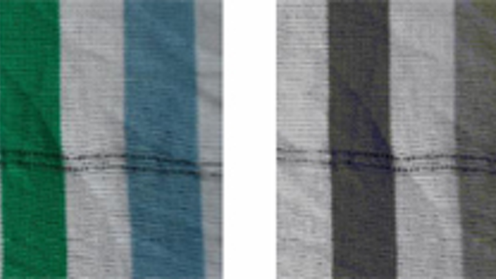 Fuzzy logic spots the defects in fabric