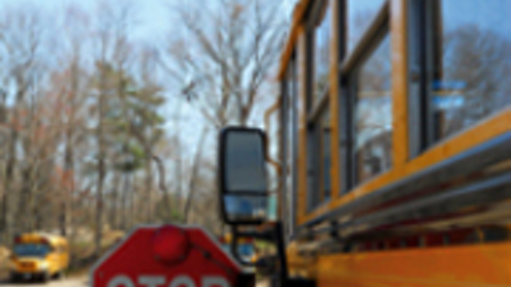 Basler cameras help protect schoolchildren around buses