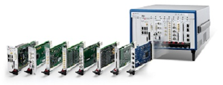 ADLINK's PXI/PXIe devices support audio and image test applications