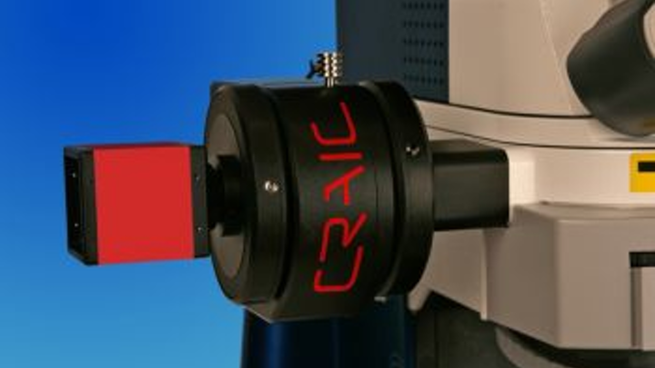 CRAIC releases microspectrometer that collects and analyzes spectra with microscopy systems