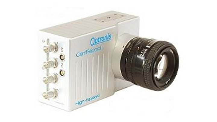CoaXPress camera by Optronis supplies four channels