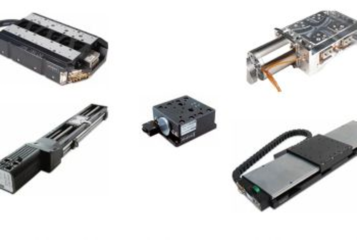 PI linear stages range from positioning at 40 nm to long range at 1 m
