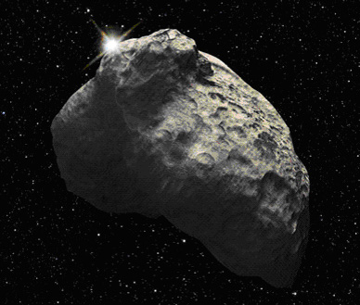 Image sensors to spot objects in the Kuiper belt