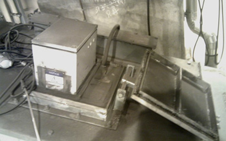 Vision system detects unburned fuel in biomass-fired boiler