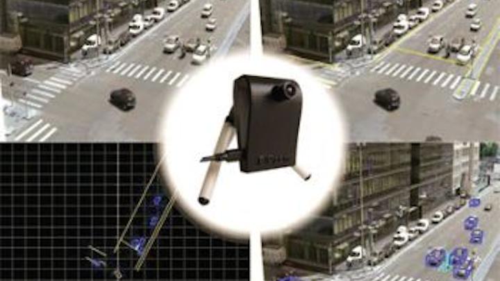 Brain Vision Systems (BVS) BIPcam smart camera processes image data like a human brain