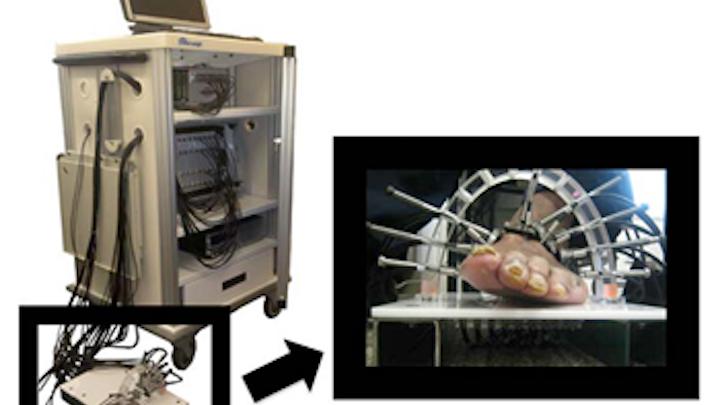Diagnostic imaging tool detects peripheral arterial disease