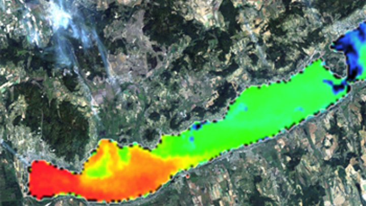 Scientists awarded grant to develop lake surveillance system