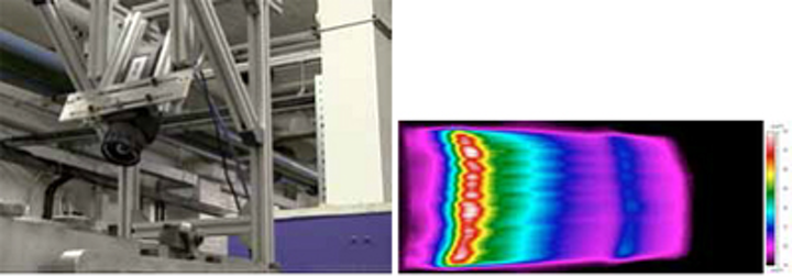 Thermal camera helps analyze parts at over Mach 5