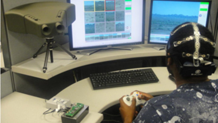 Brain power boosts recognition rate of image analysis system
