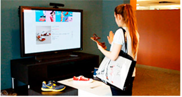 Microsoft Kinect system helps retailers measure store traffic