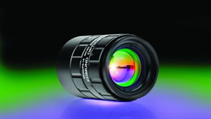 Edmund Optics' COTS shortwave-infrared lenses cover 25-mm sensors