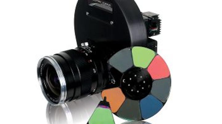 Ocean Thin Films' multispectral UV camera employs wideband CCD detector