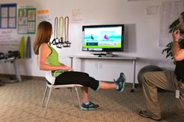 Kinect software assists physical therapists