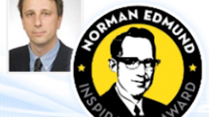 Rice University professor wins Edmund Optics award