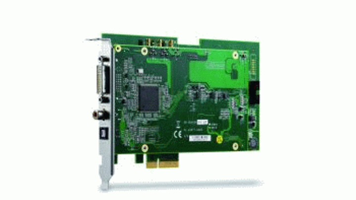 ADLINK Technology's HDMI board captures audio and video