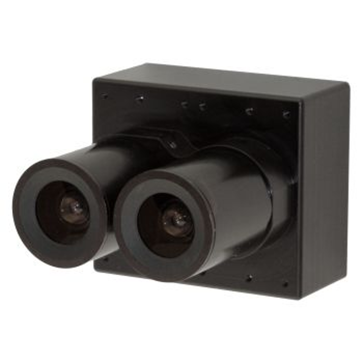 EPIX stereo camera captures 8-to-12-bit images at up to 340 frames/sec