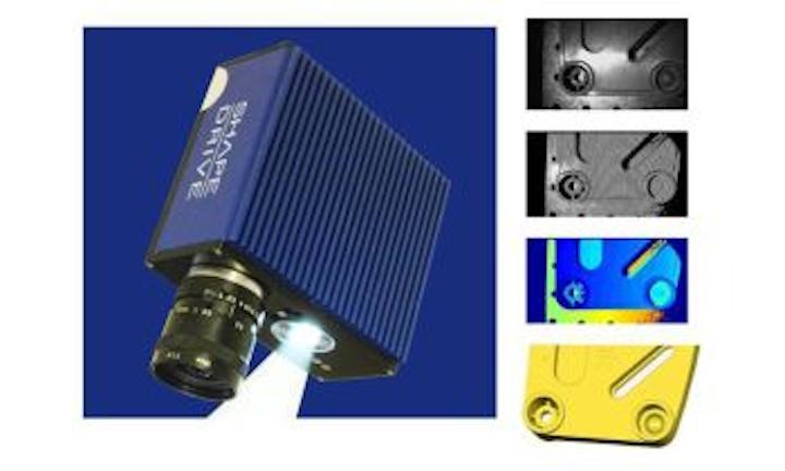 Pembroke Instruments' 3-D scanner solution captures 1.5 million data points per second