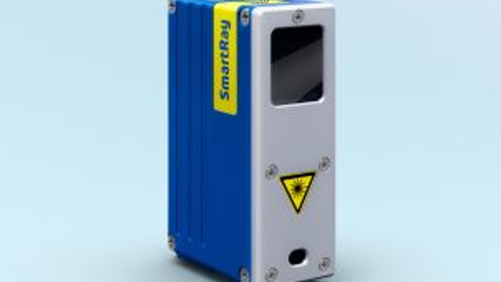 SmartRay sensors enable robotic workcell automation