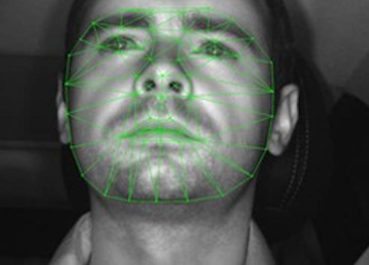 Facial data makes cars safer