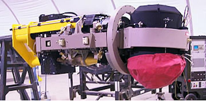 Hyperspectral sensor selected for U-2