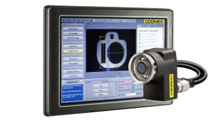 Cognex machine-vision sensors are PC-free with new display