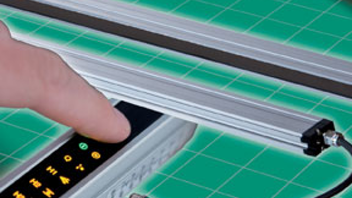 Light grids from Pepperl+Fuchs support a range of automated detection applications
