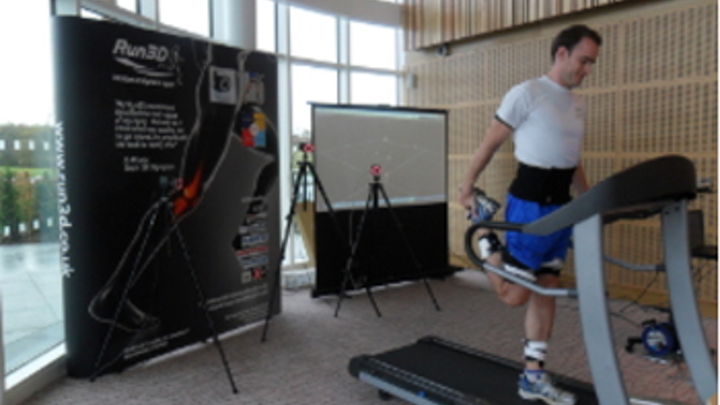 3-D motion analysis helps prevent injuries