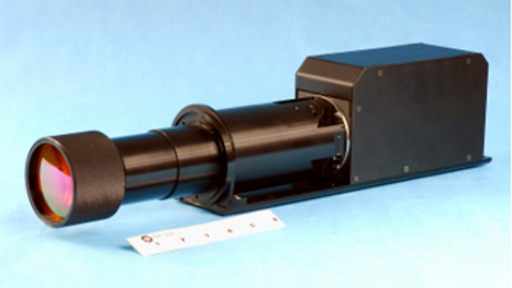 Imaging system detects home made explosives