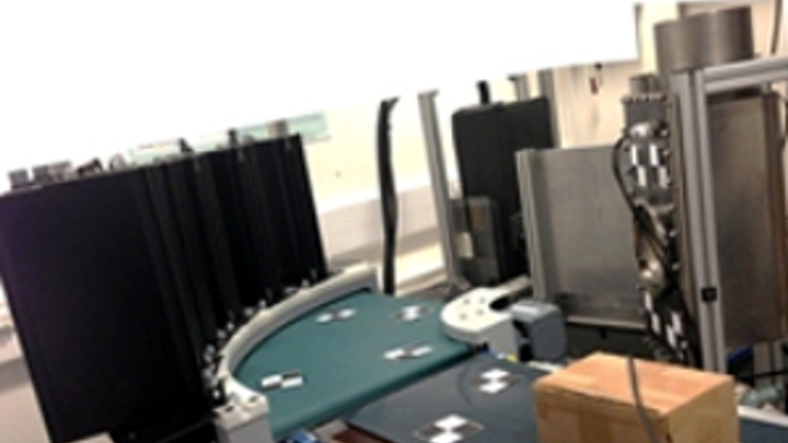 Baggage screening collaboration