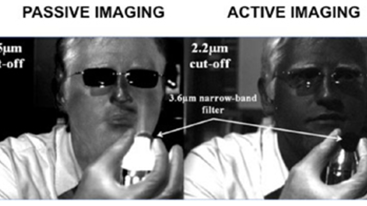 Northwestern researchers develop dual mode infra-red imager