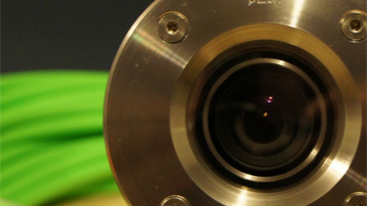 Underwater camera gets funding