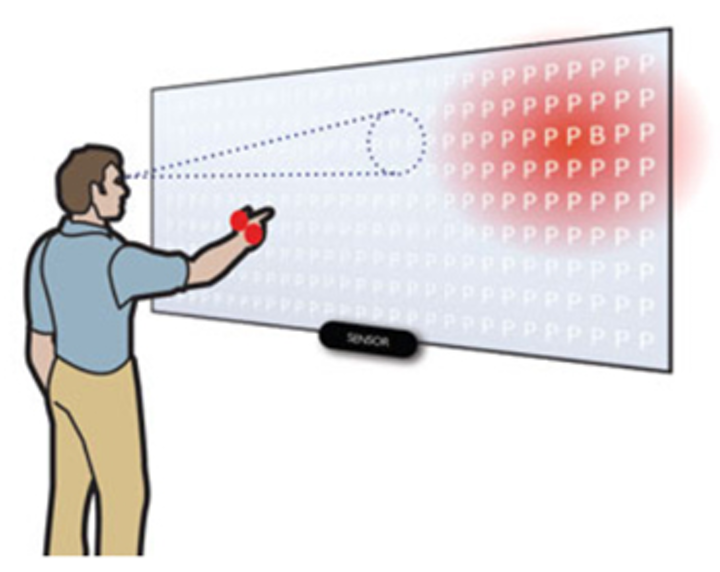Kinect helps find objects in complex scenes