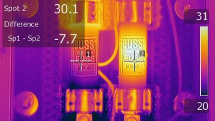 FLIR cameras now add visible-spectrum clarity to thermal images