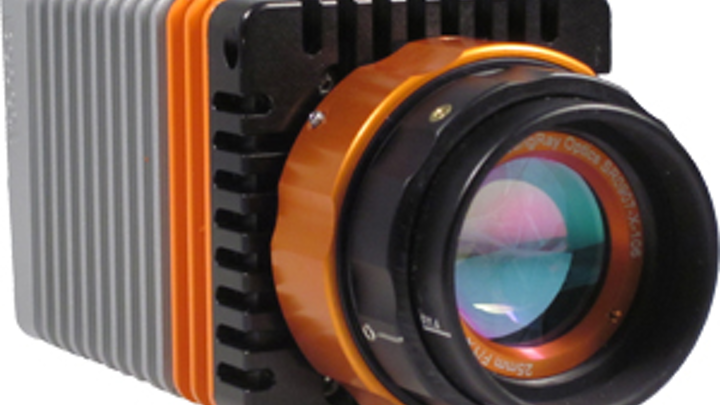 Xenics offers compact SWIR camera with GigE interface