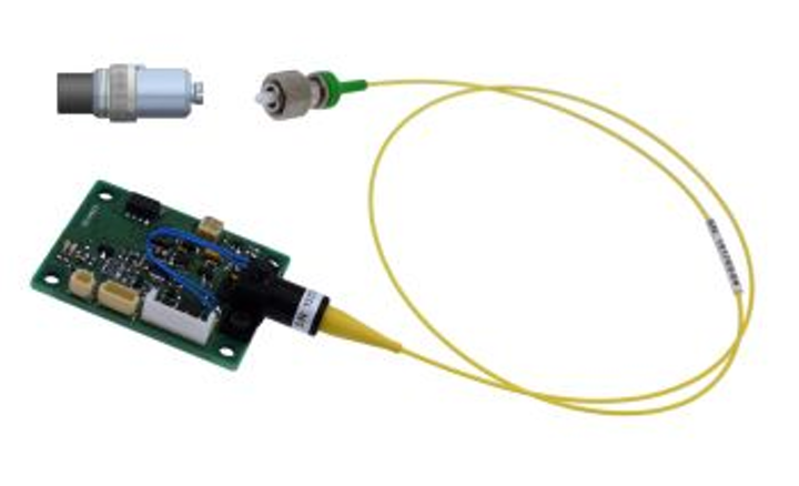 Z-LASER fiber-coupled components support laser-based measurement system development