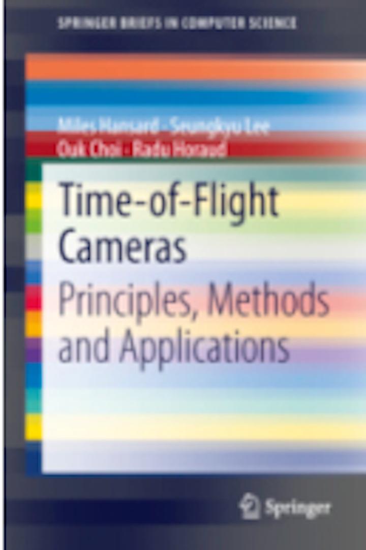 Book details design of TOF cameras