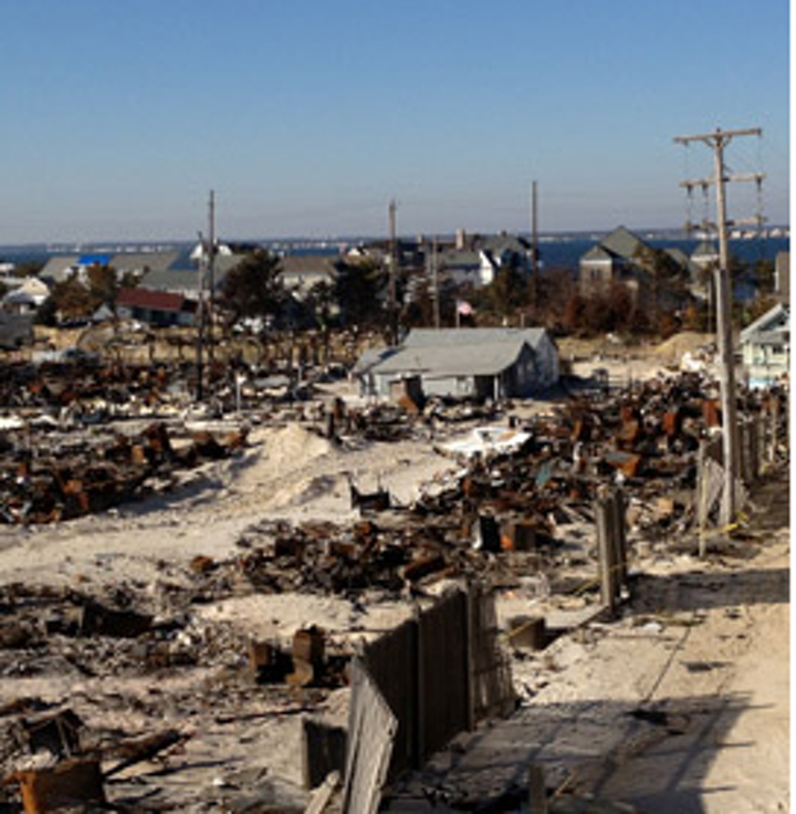 Imaging sensors paint a picture of hurricane damage