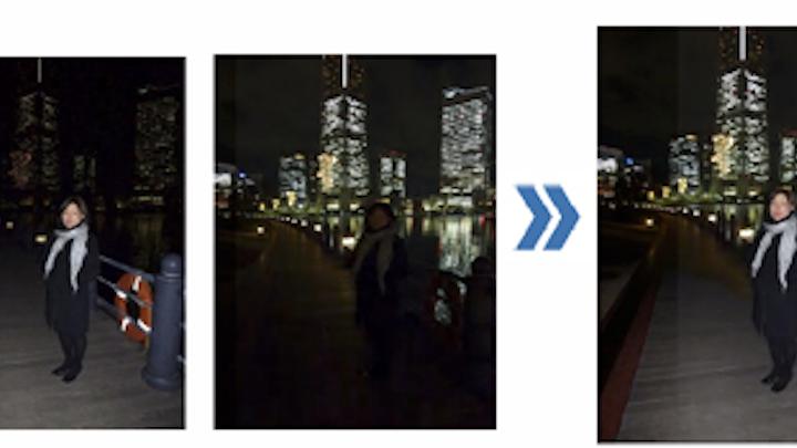 Imaging technique captures better night scenes